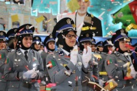 7th Term Afghan National Female Police Training Graduation Ceremoney